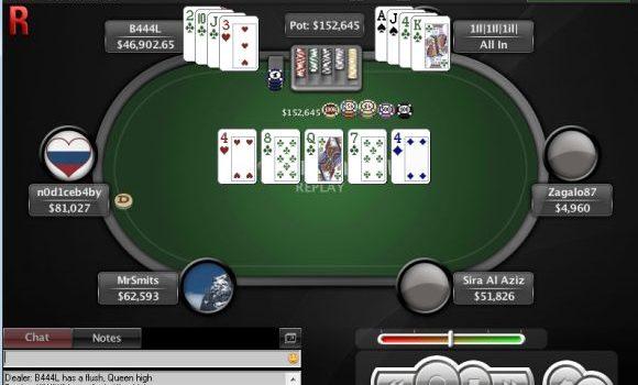 Zupp: – Vildeste PLO-session på PokerStars nogensinde