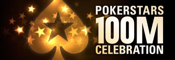 Vind $100.000: PokerStars fejrer 100 millioner spillere