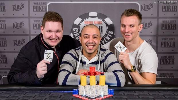 Martin Talebi jagter ny triumf på King's Casino