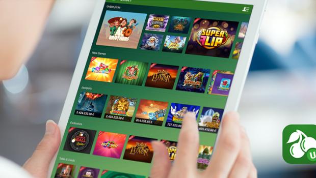 Unibet udgiver kasino-app til iPhone-kunder