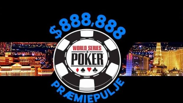 888poker sender 9 danskere til World Series of Poker