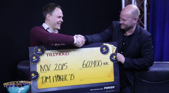 """DM-vinder klar til irsk hygge: """"Skal rense af i pokeren og i baren"""""""