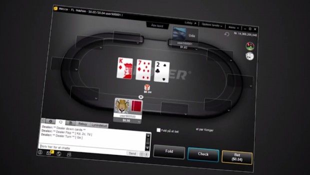 Danske Spil klar med online-DM i Poker til April