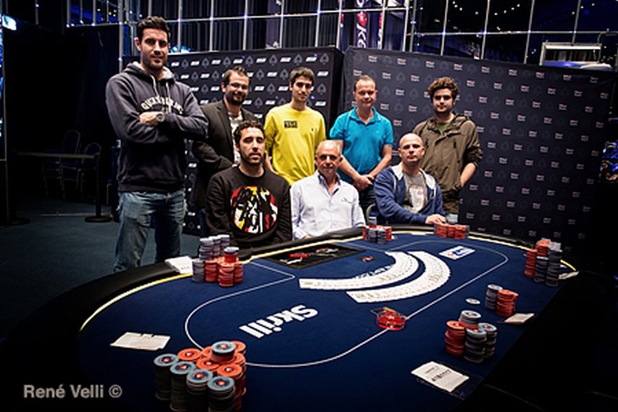 European Poker Tour Live Stream