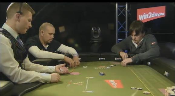 LIVE: Se Bo Kjær Erichsen på WPT Brussels-finalebordet lige her