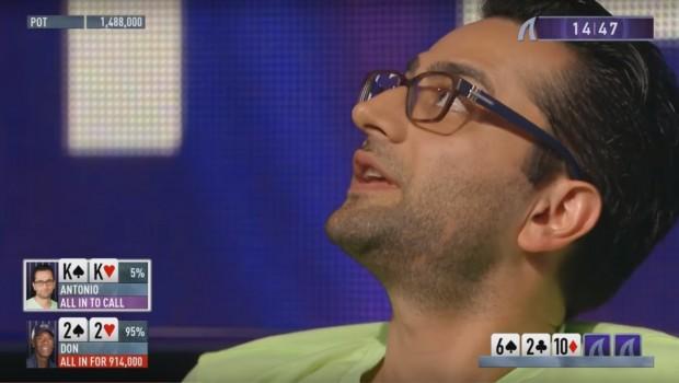 Poker TV: Se Esfandiari rense Aria Super Highroller Cash game