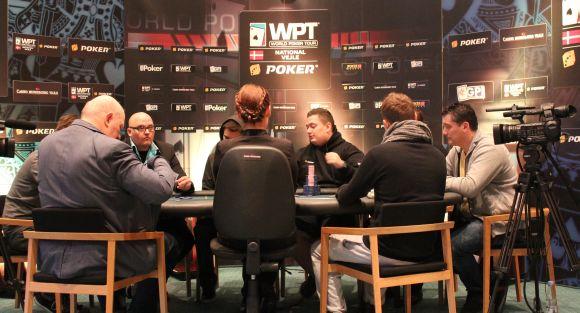WPT Vejle: Finalebordet er igang