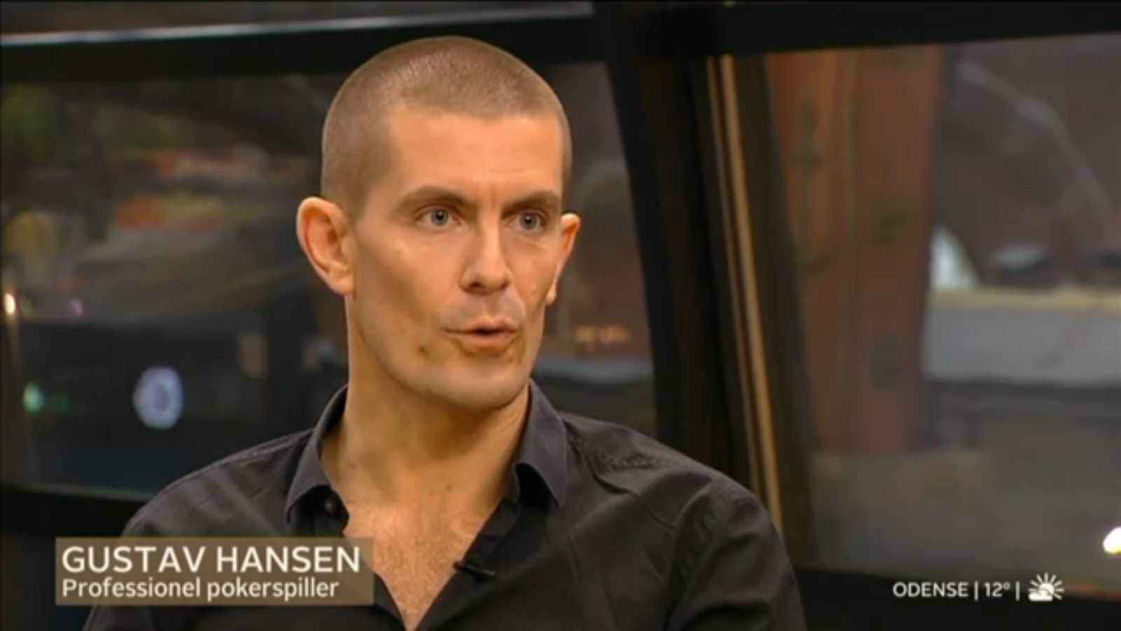 Gus Hansen Go'Morgen Danmark
