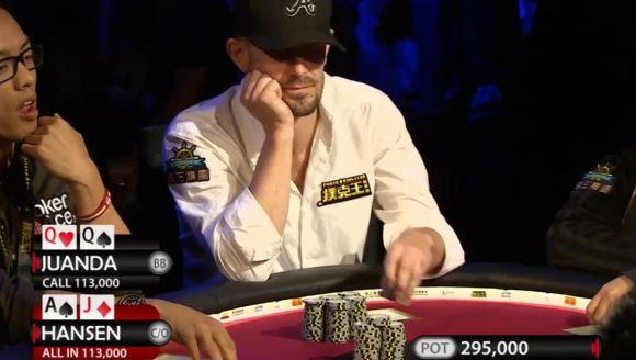 Poker-TV: Se Gus i $260.000 Highroller