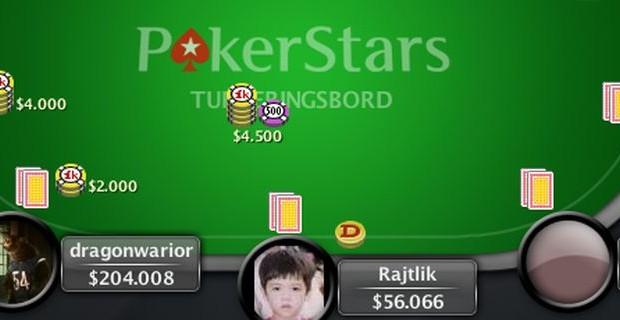 Halfrek pokerstars