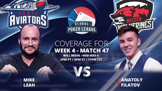 Se Global Poker League: Leah og Filatov mødes i europæisk topopgør