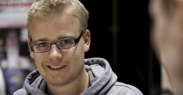 WPT Baden: Mickey Petersen tager dyrt hit