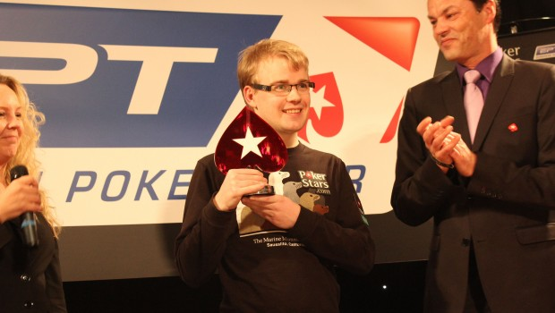 WPT Wien: Mickey Petersen skidt fra start