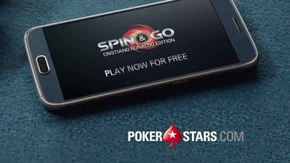 New PokerStars Logo from TV Advert