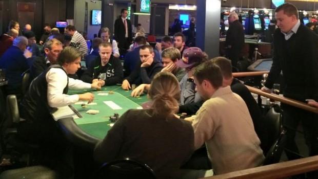 6 spillere finaleklar ved fynsk Four Season-afdeling