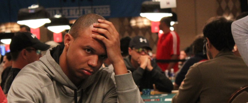 Phil Ivey WSOP TOP2