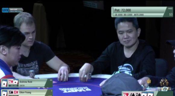WPT Cali Cup Manila $200.000 Livestream: Feature table med Ivey, Robl og Juanda