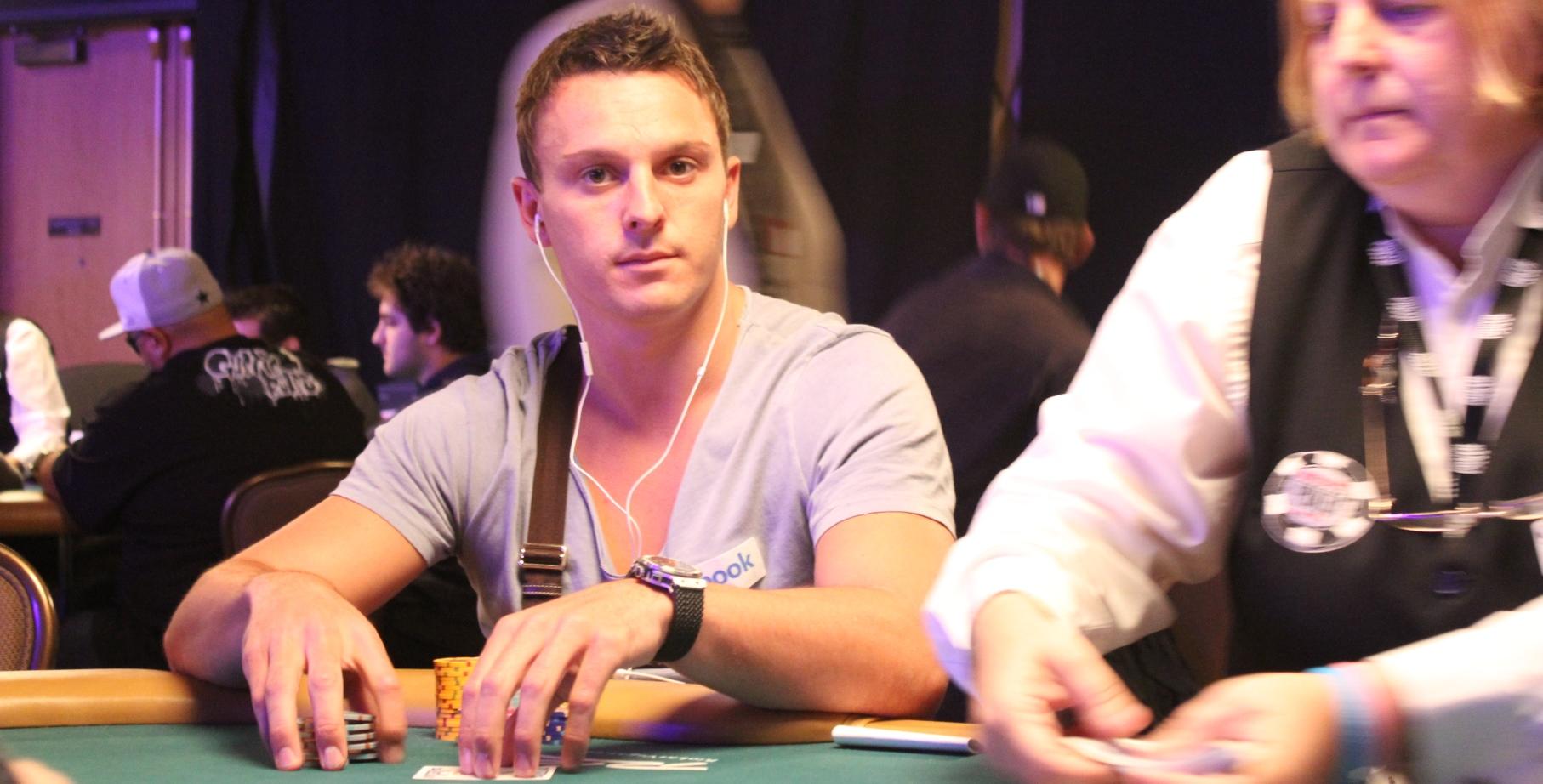 Sam Trickett WSOP top1