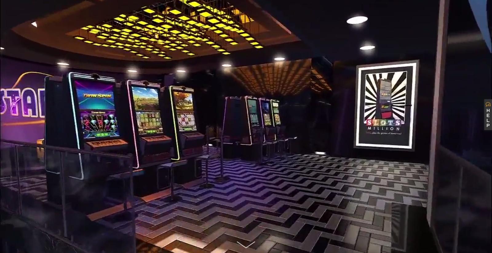 Slots Millions Virtual Reality