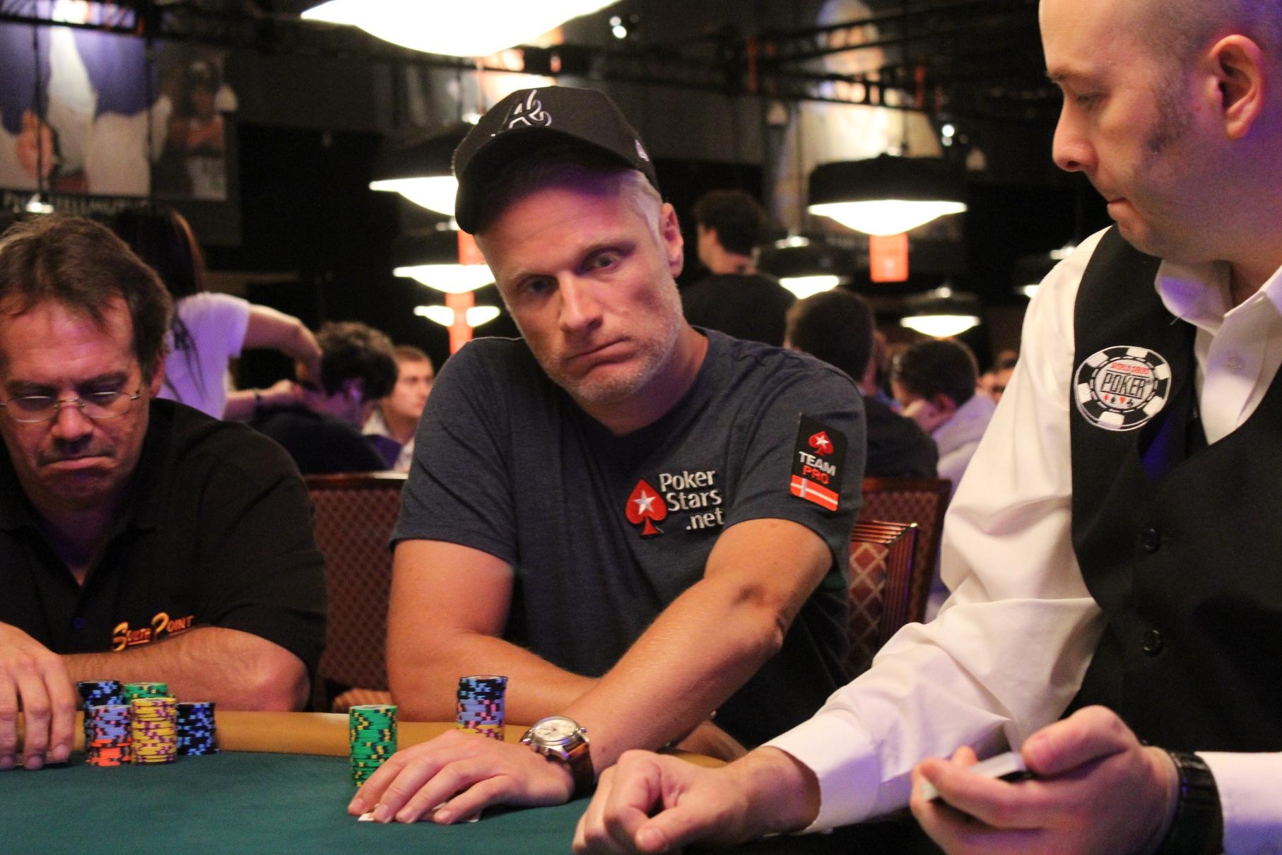 Theo Jørgensen WSOP ME 2