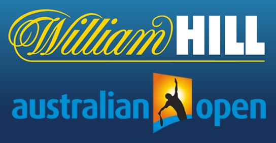 William Hill og Australian Open