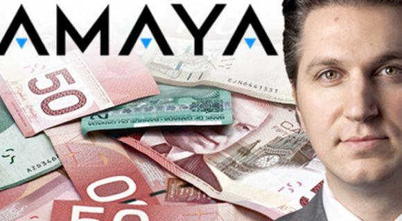 Amaya præsenterede milliard-overskud trods fald i pokeromsætning