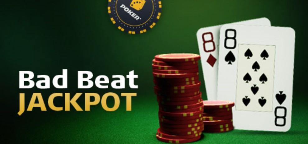 Sands casino pa bad beat jackpot