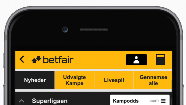 Betfair bliver betting-partner for Superligaen