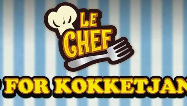 Le Chef spillemaskine – Sådan vinder du gavekort til Just-Eat