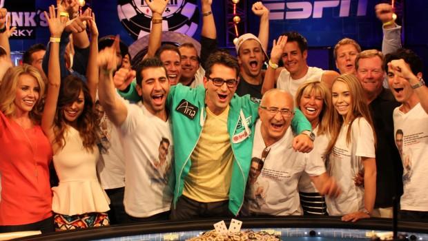 Esfandiari vinder WSOP-ring efter heads up mod Jamie Gold