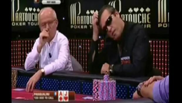 Vinderen af Partouche 2009 nægter alle fusk-anklager: -Jeg vandt på ærlig vis