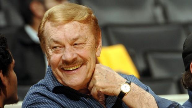 Storgamblende Lakers-ejer afgået ved døden