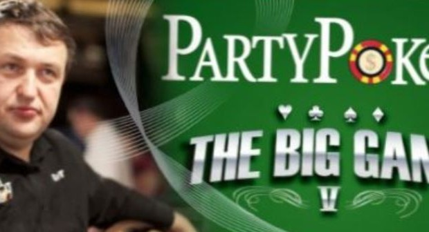 PartyPoker Big Game vender tilbage