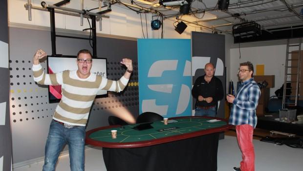 Premiere i morgen: Pokermagasinet ruller igen