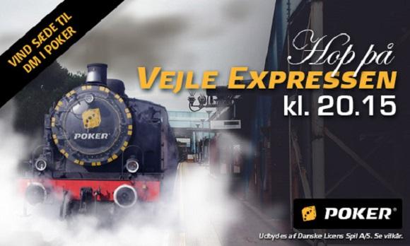 Tag Vejle Expressen og vind 15.000 kr. s